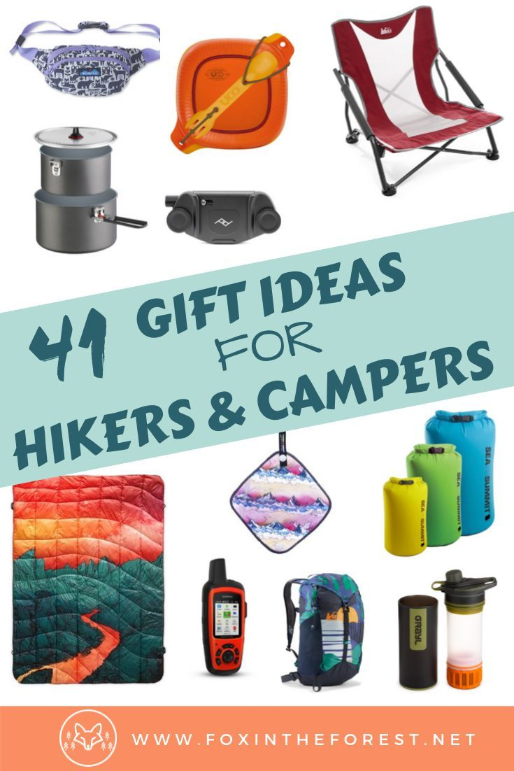40 amazing outdoor gifts for women that she must have