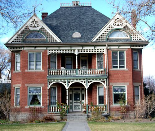 Utah Home Design Architects: Victorian Homes, House, Old Houses