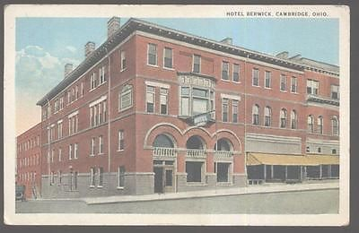 Berwick Hotel 1920s Built By Joseph Taylor In 1866 Named After S Home Town Of North Maine Now An Apartment Building