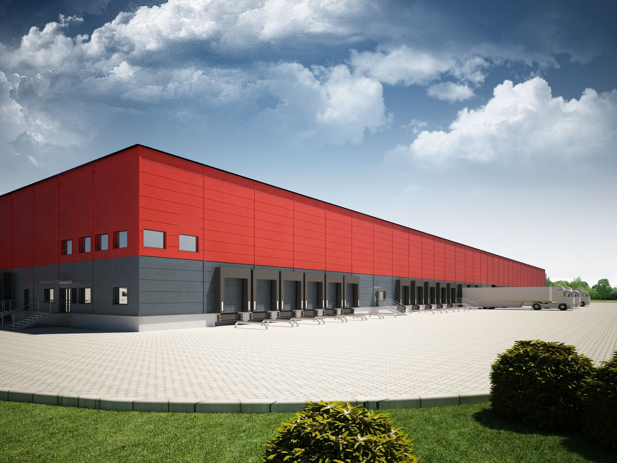 7r Logistic Park Gda Sk Parki Magazynowe W Polsce Pinterest Park Warehouse And Industrial