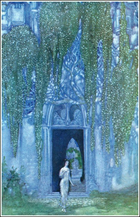 Parsifal illus. Willy Pogany