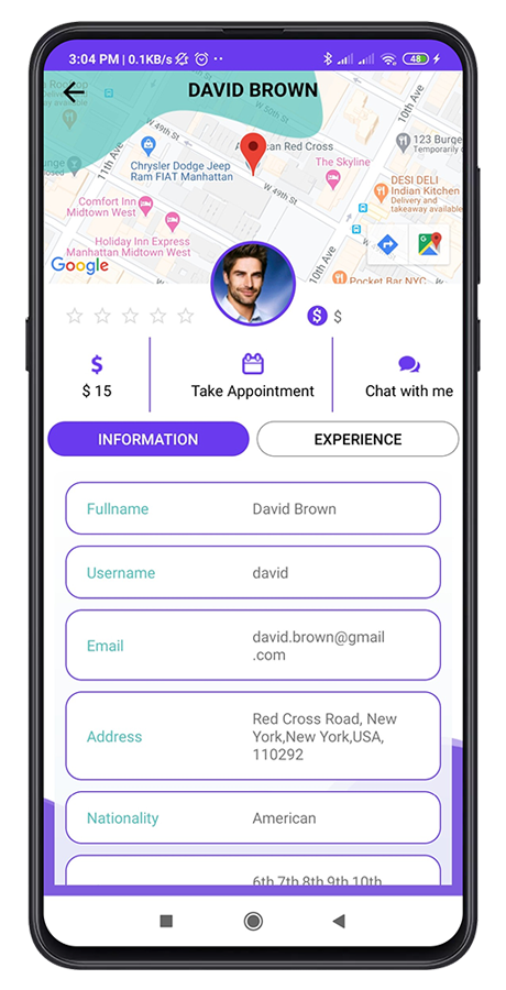 EGuru Tutor App Android App with Admin Panel ( Teacher