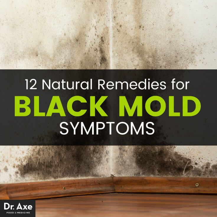 8 Signs You Need A Black Mold Detox Black Mold Symptoms Mold Remover Mold Exposure