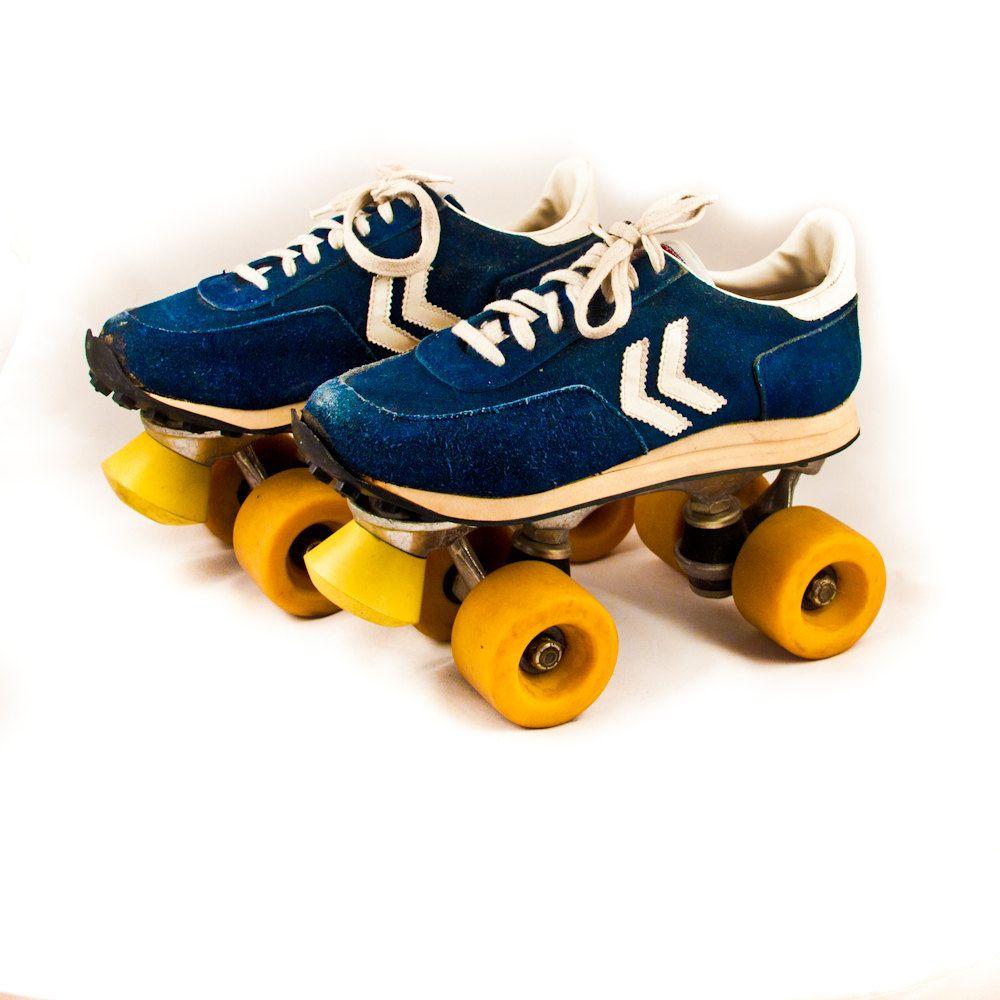 Vintage Roller Skate Shoes Sneakers