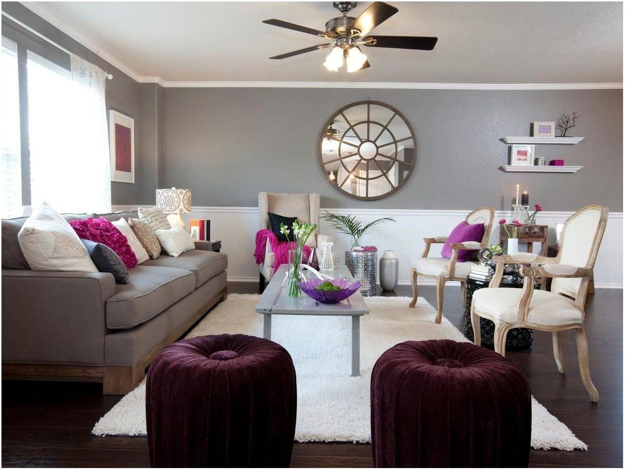Gray Plum Painted Living Room Living Room Grey Purple Li
