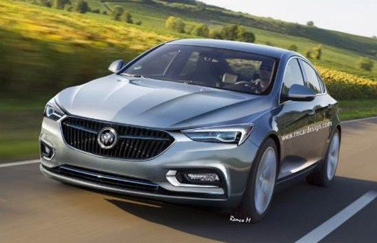 2020 buick regal gs coupe  demon vs 2020 buick gnx page 2
