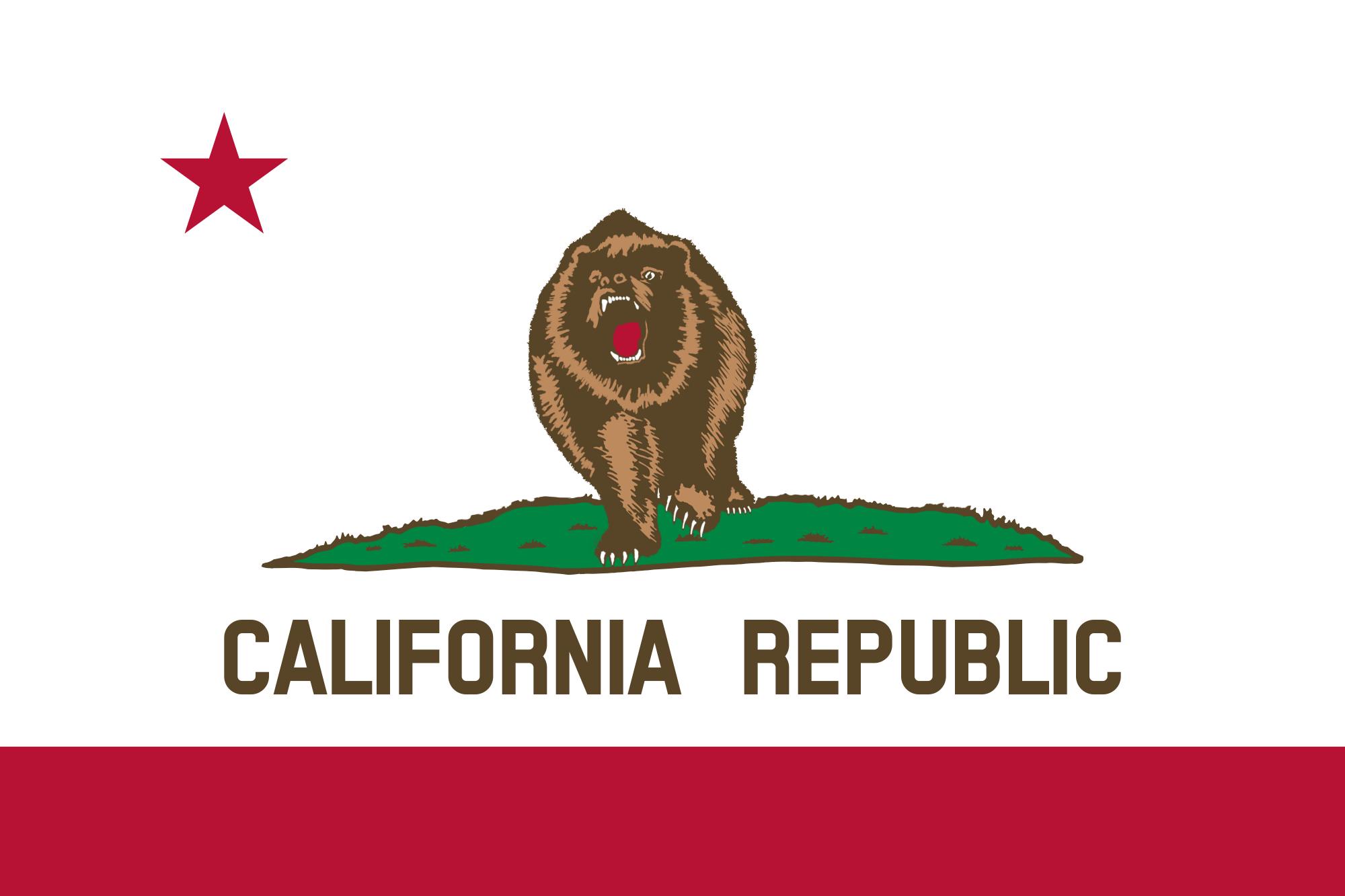 War Flag Of California By U Heathcot War Flag Contest On Reddit R Vexillology War Flag Flag California Republic