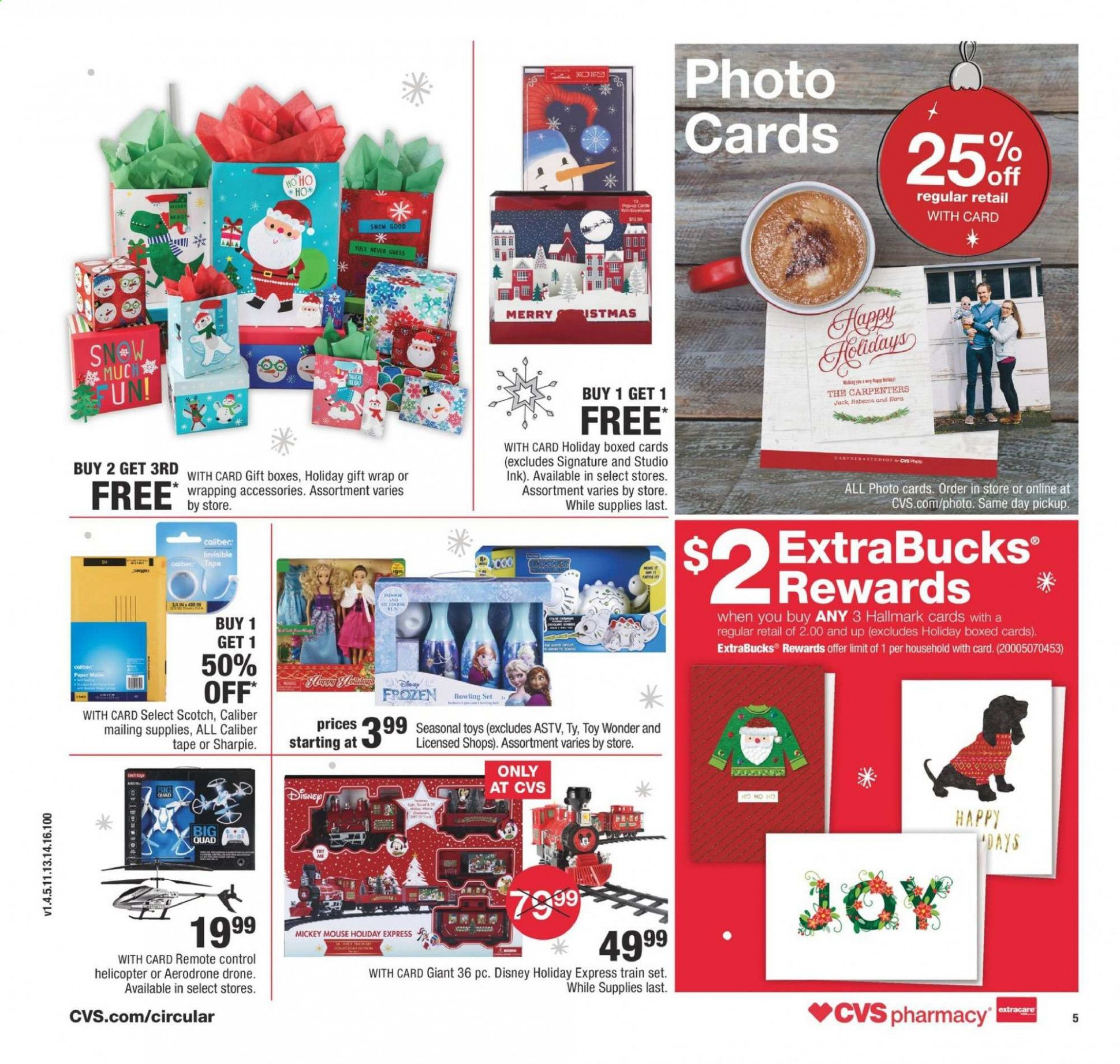 Cvs Boxed Christmas Cards Offer For 2020 6 Cvs Boxed Christmas Cards in 2020 | Boxed christmas cards, Boxed