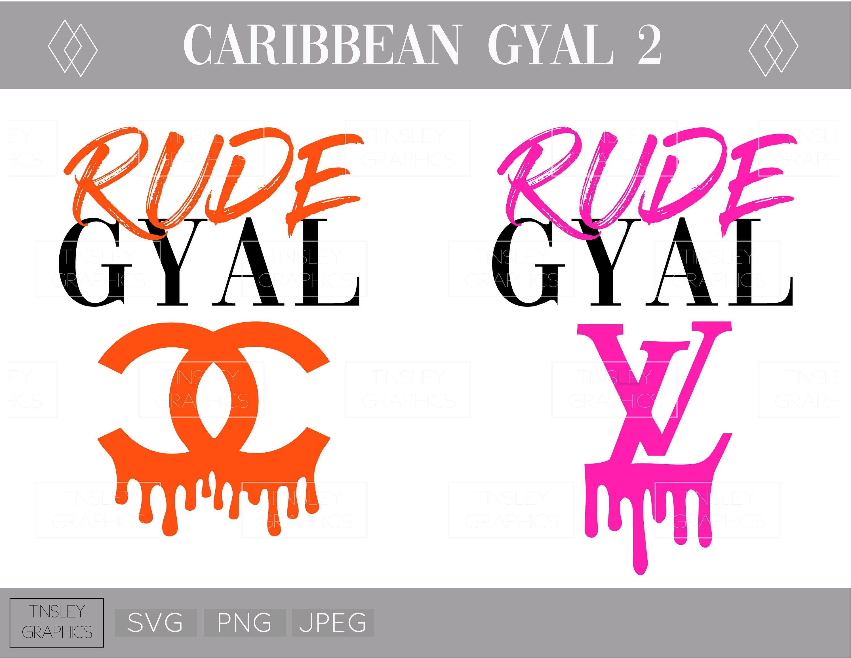 Louis Vuitton Girl SVG, LV Fashion SVG, Black Woman LV SVG