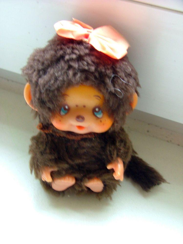 Monchichi Baby 8 Cm Gross Monchichi Baby Baby Kindergarten