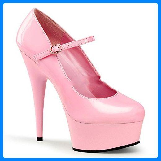 High Heels Pleaser Shoes Damenschuhe DELIGHT 687