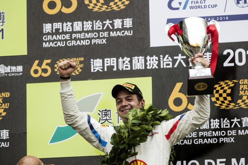 Farfus Already Posts First Win in GT Racing aboard the BMW M6 GT3