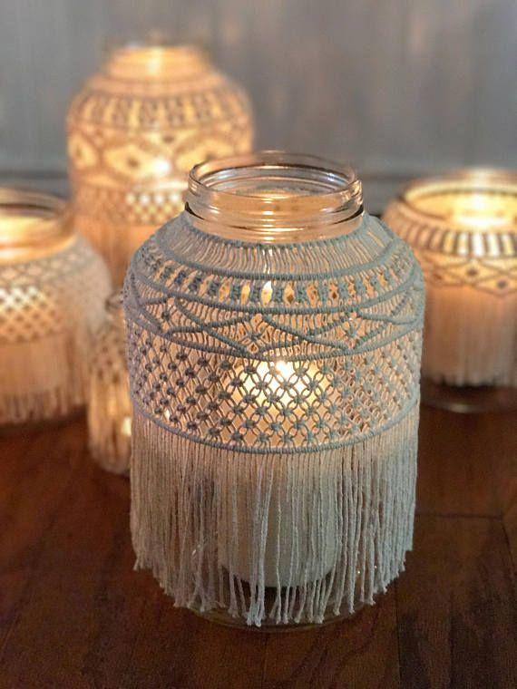Boho Lamp Shade Ideas