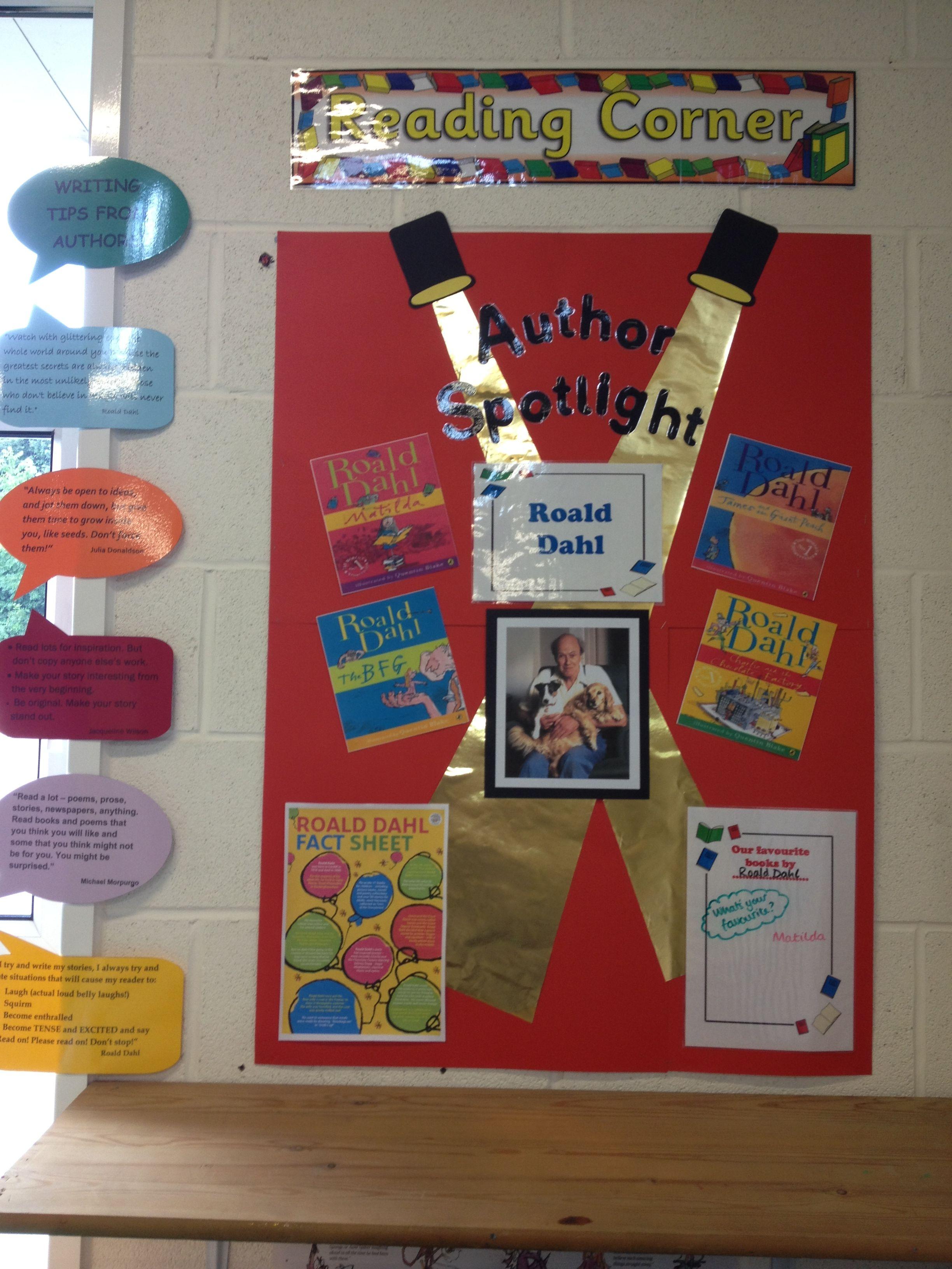 Year 4 Reading Corner Reading Corner Classroom Reading