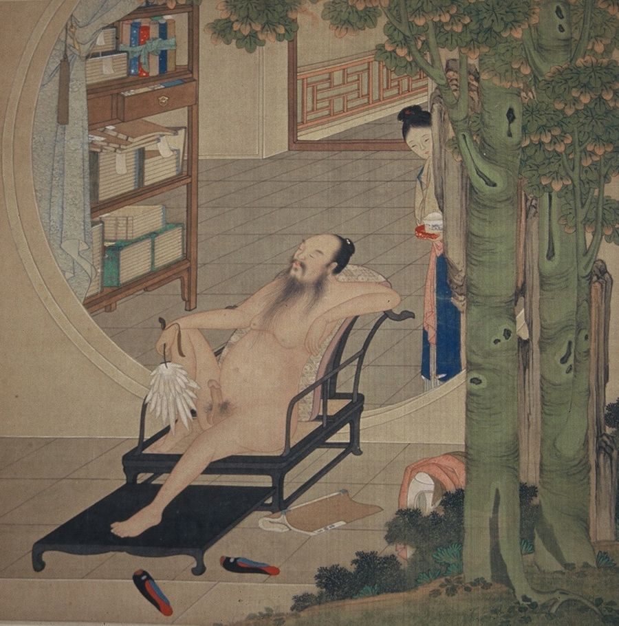 Erotic art Chinese
