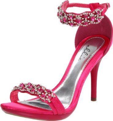 90a64381802 Fuschia Ellie Shoes Women s 431-Sterling Sandal