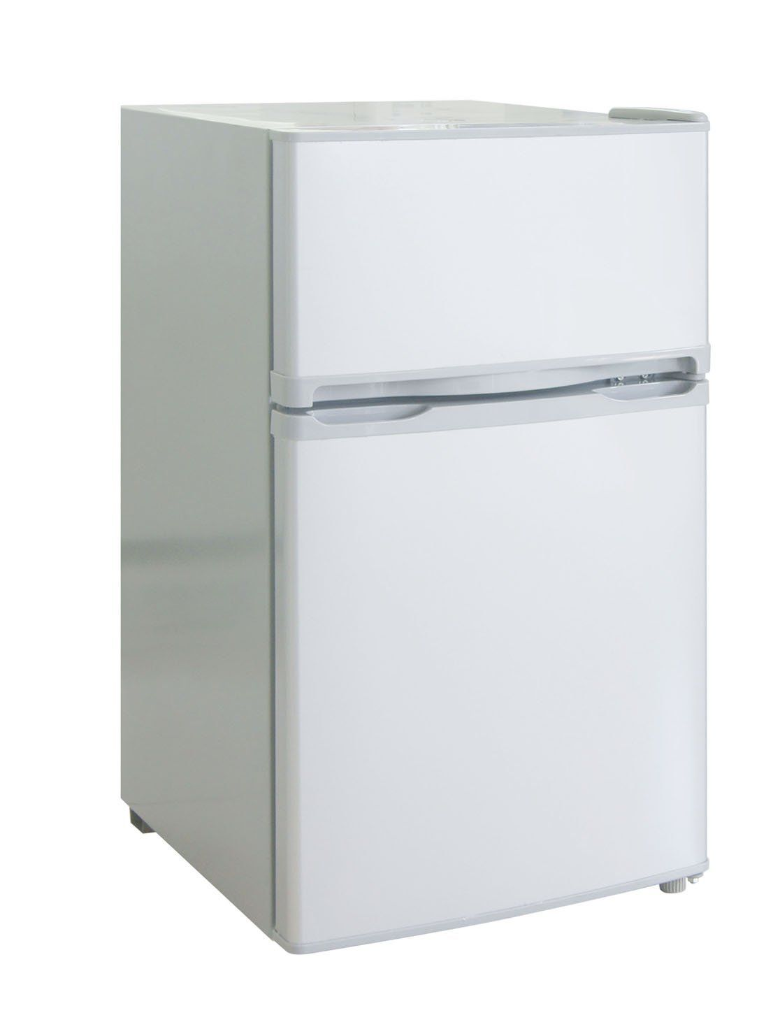 Rca Igloo 3 2 Cubic Foot 2 Door Fridge And Freezer White Click Image For More Details Refrigerator Fridge Freezers Mini Fridge With Freezer
