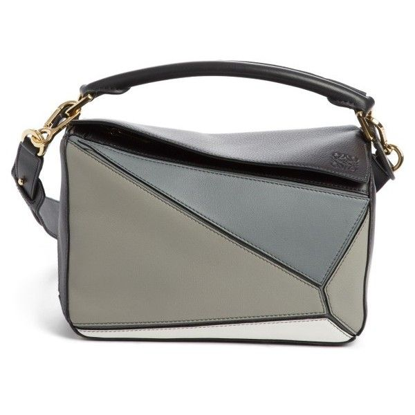 d01a4167958b Women s Loewe Small Puzzle Colorblock Calfskin Leather Bag ( 2