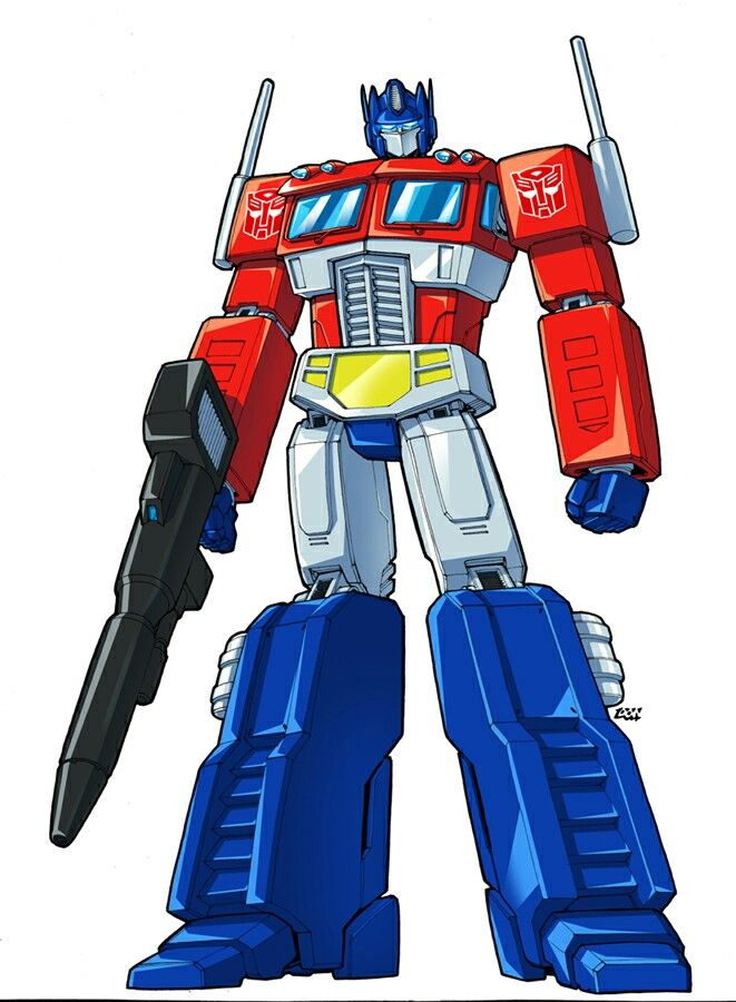 Optimus Prime was my favorite growing up and still is. b5536c60fdb
