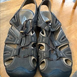 Northwest Territory Sandals