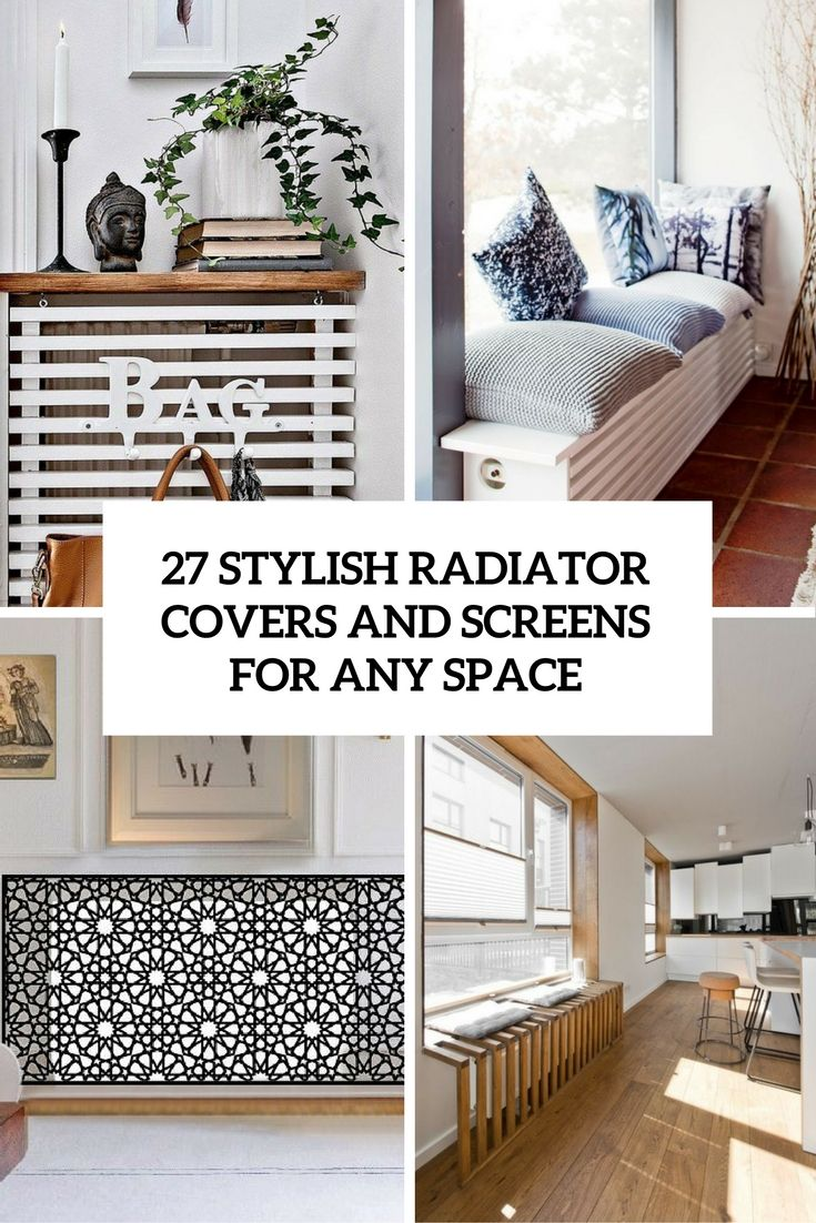 Stylish Radiator Covers And Screens For Any Space Cover Radiator