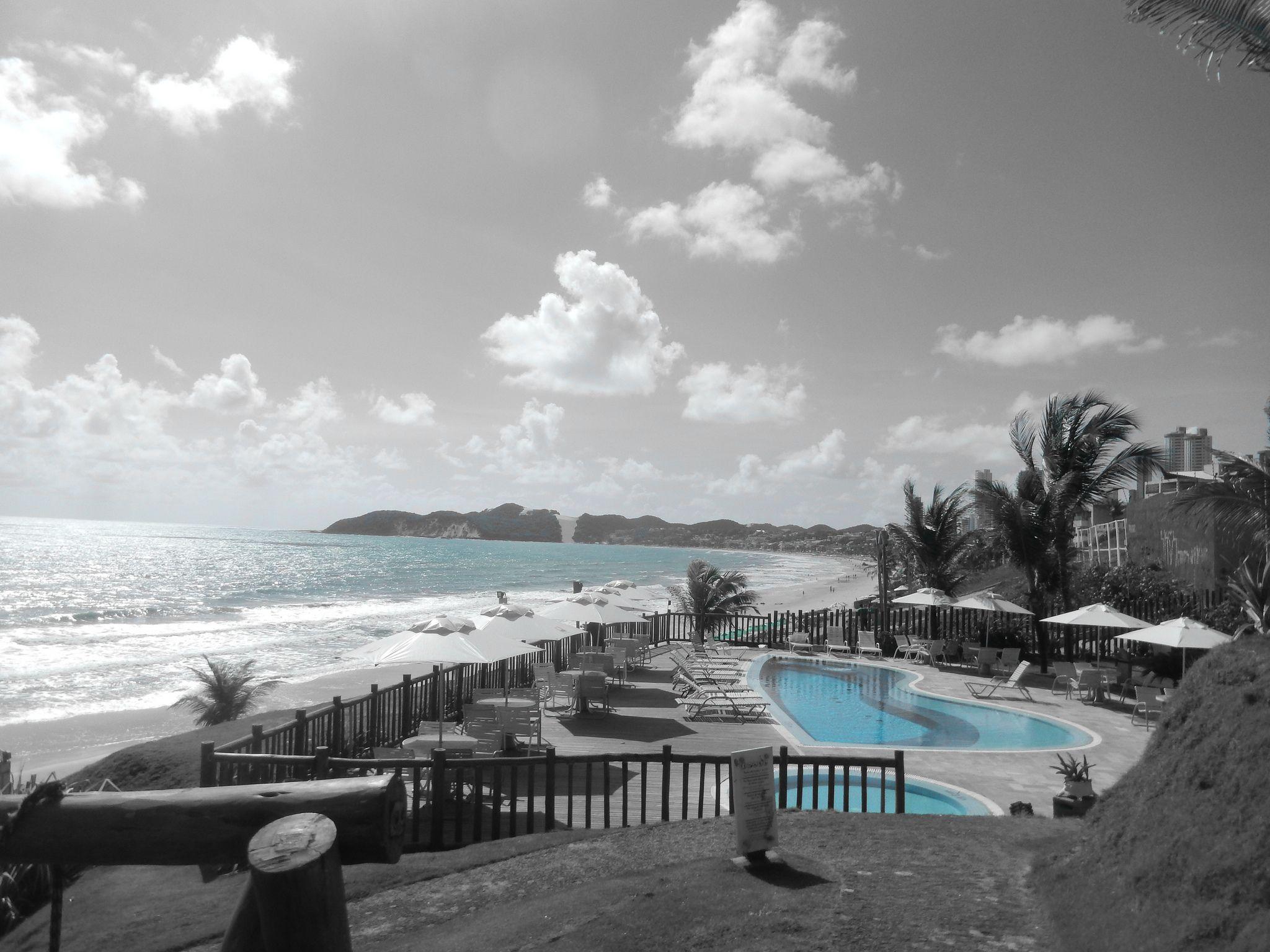 Piso 3 Rifoles Praia Hotel Ponta Negra Outdoor Outdoor Decor Pool