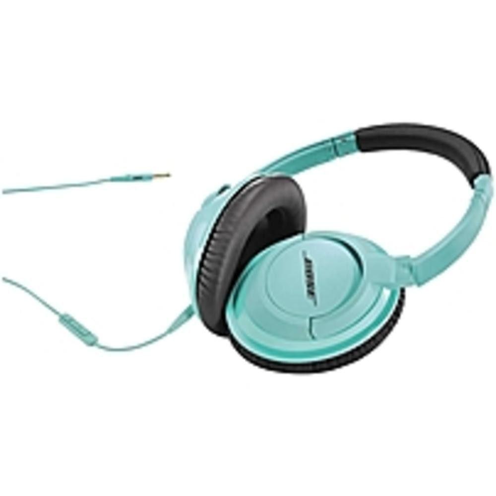Bose Soundtrue Headphones Around Ear Style Stereo Mint Wired Over The Head Binaural Circumaur Ear Style In Ear Headphones
