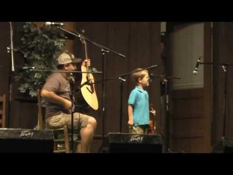 4 year old Fiddlin' Carson Peters at Galax 2008 YouTube