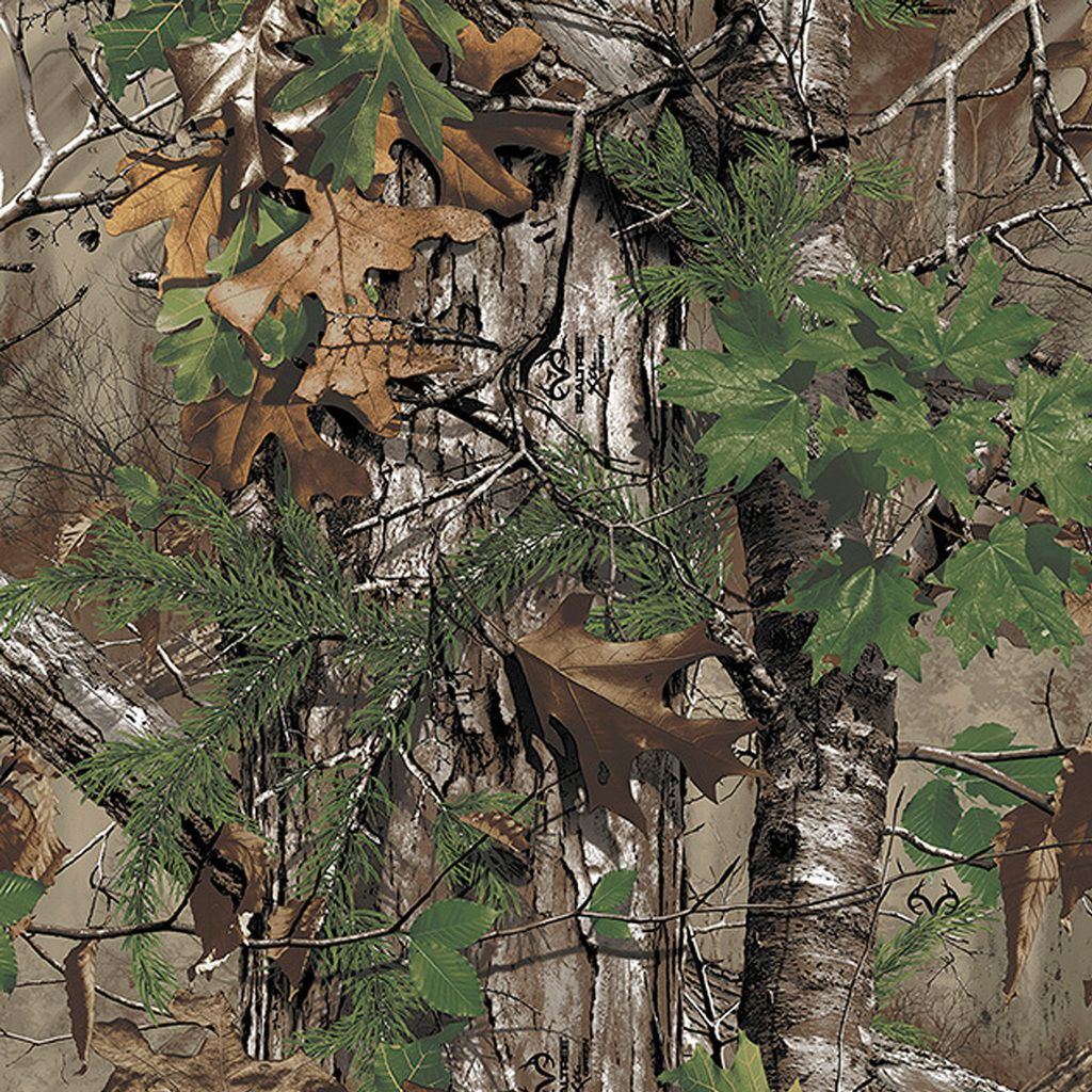 Realtree Camo 24 Height 3m Cast Vinyl Matte Lamination By Foot Camo Wallpaper Camouflage Wallpaper Real Tree Camouflage