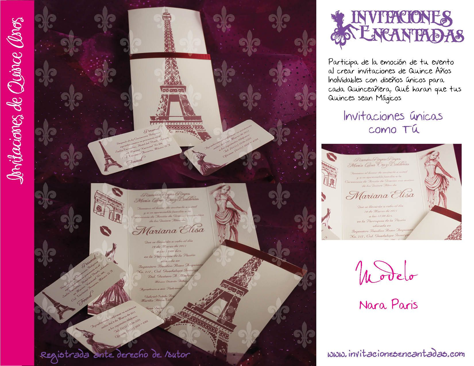 Eiffel Tower Bridal Shower Invitations for awesome invitations design
