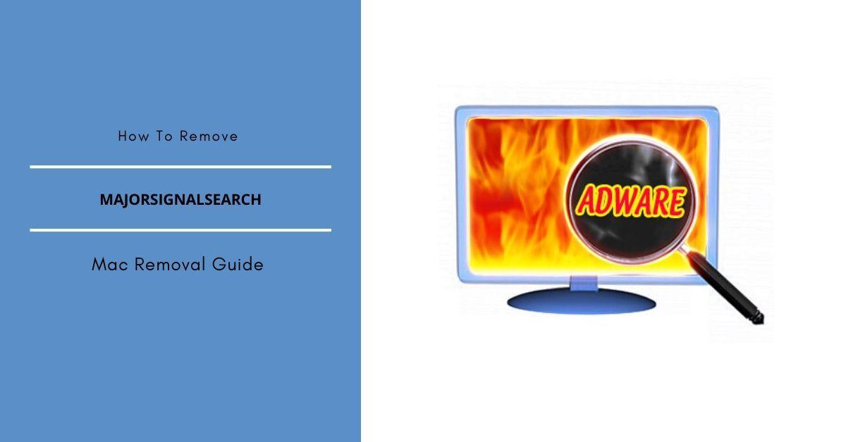 Uninstall adware mac