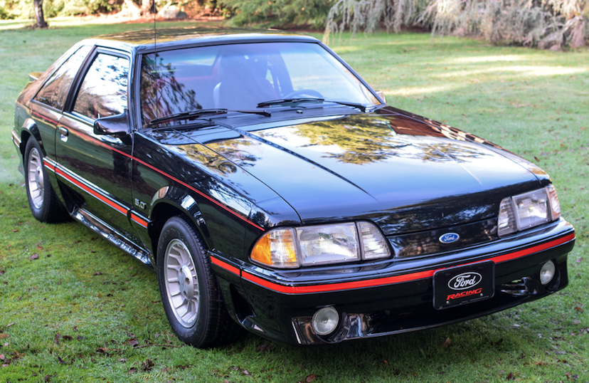 For Sale 1988 Ford Mustang Gt Black 5 0l V8 4 Speed Auto 46k Miles Stangbangers In 2020 Ford Mustang Ford Mustang Gt Mustang Gt