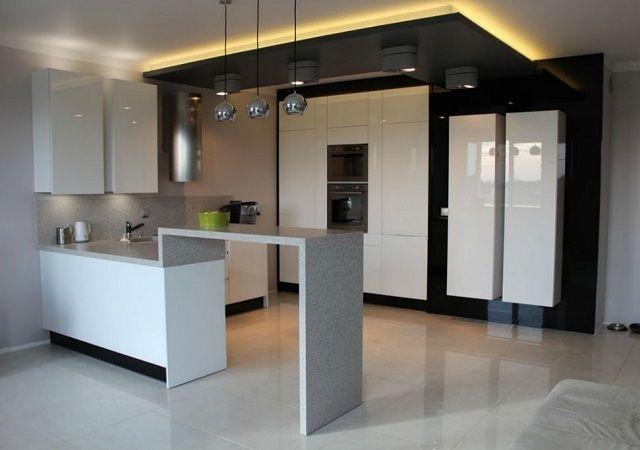 Realizacja Miesiaca Nowoczesne Kuchnie Projekty Forum Meble Kuchenne Kuchnie Na Zamowienie Wyspa Kuchenna Kitchen Home Decor Furniture