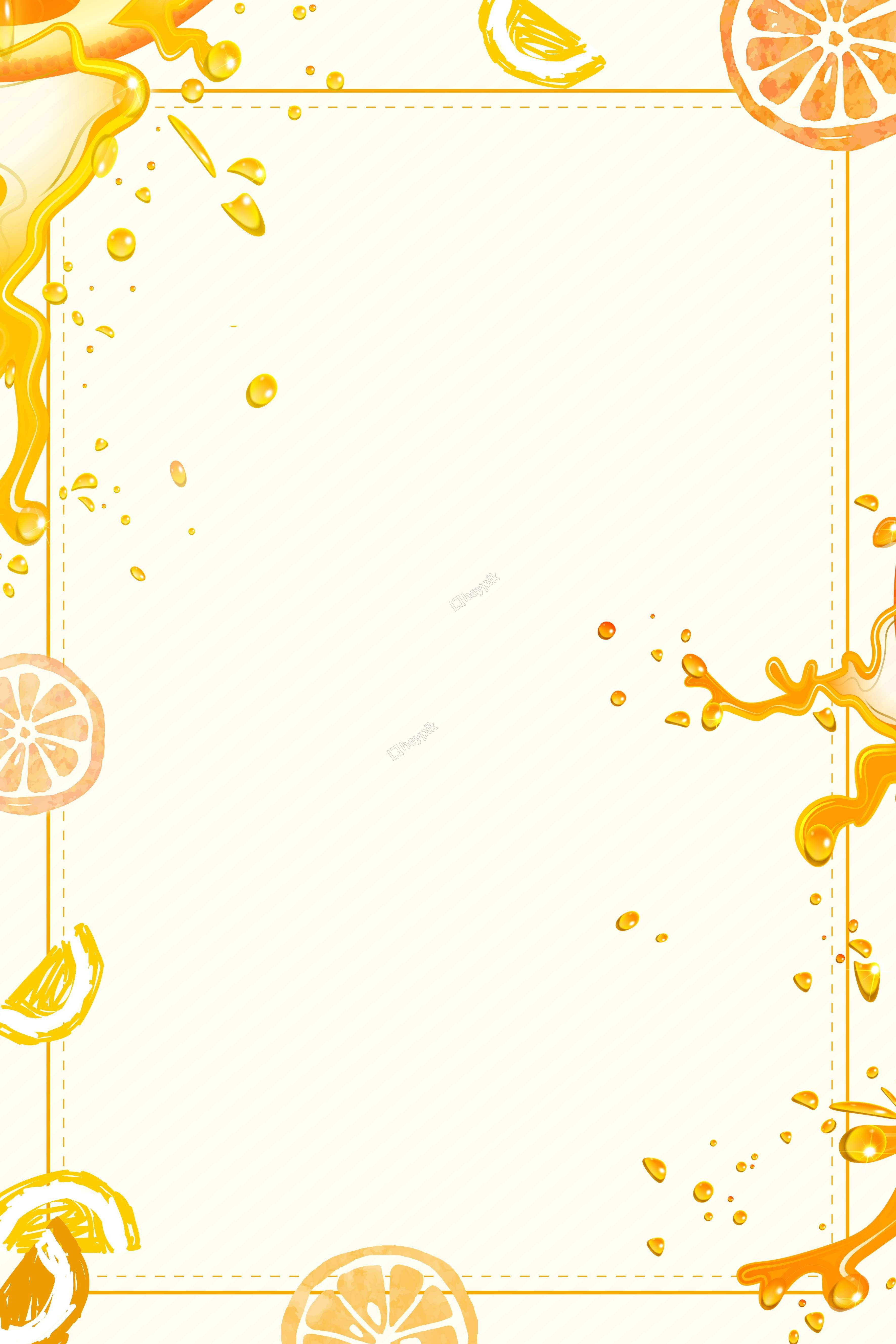 Orange Juice Juice Background Templates Fruit Drinks The Psd Vector Orange Juice Drinks Fruit Design Drinks Design