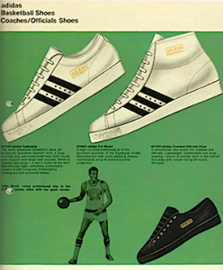 reputable site 592e9 a908d adidas 1968-1969, Olympic Catalogue