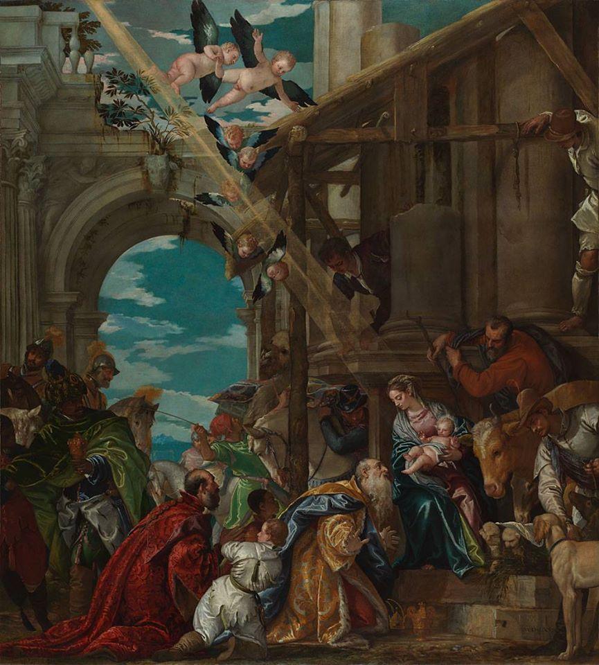 Adoration of the Magi (Veronese)