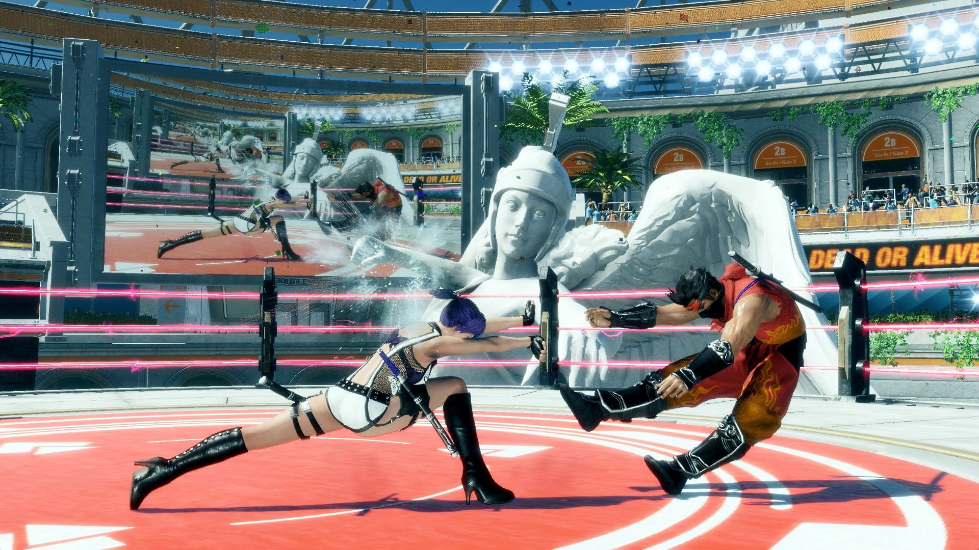 Ayane Vs Diego Fighter Hd Dead Or Alive 6 Fighter Diego Colosseum