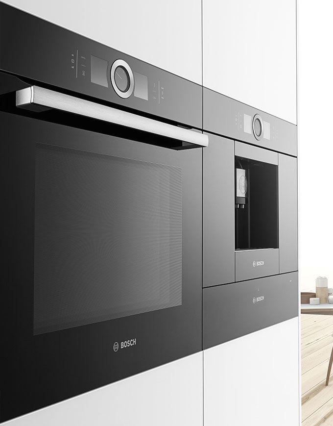 Die neuen Backöfen von Bosch | Le Couturier de la Cuisine | Pinterest | {Backöfen 21}