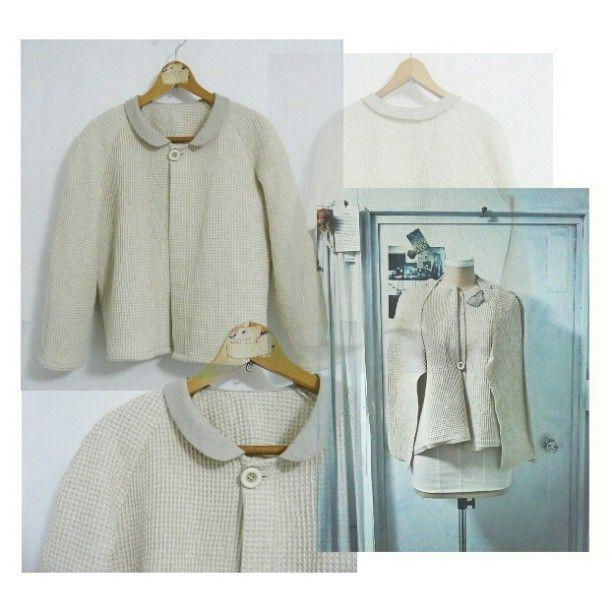 Complete spring jacket - @atelier_yumiozawa- #webstagram