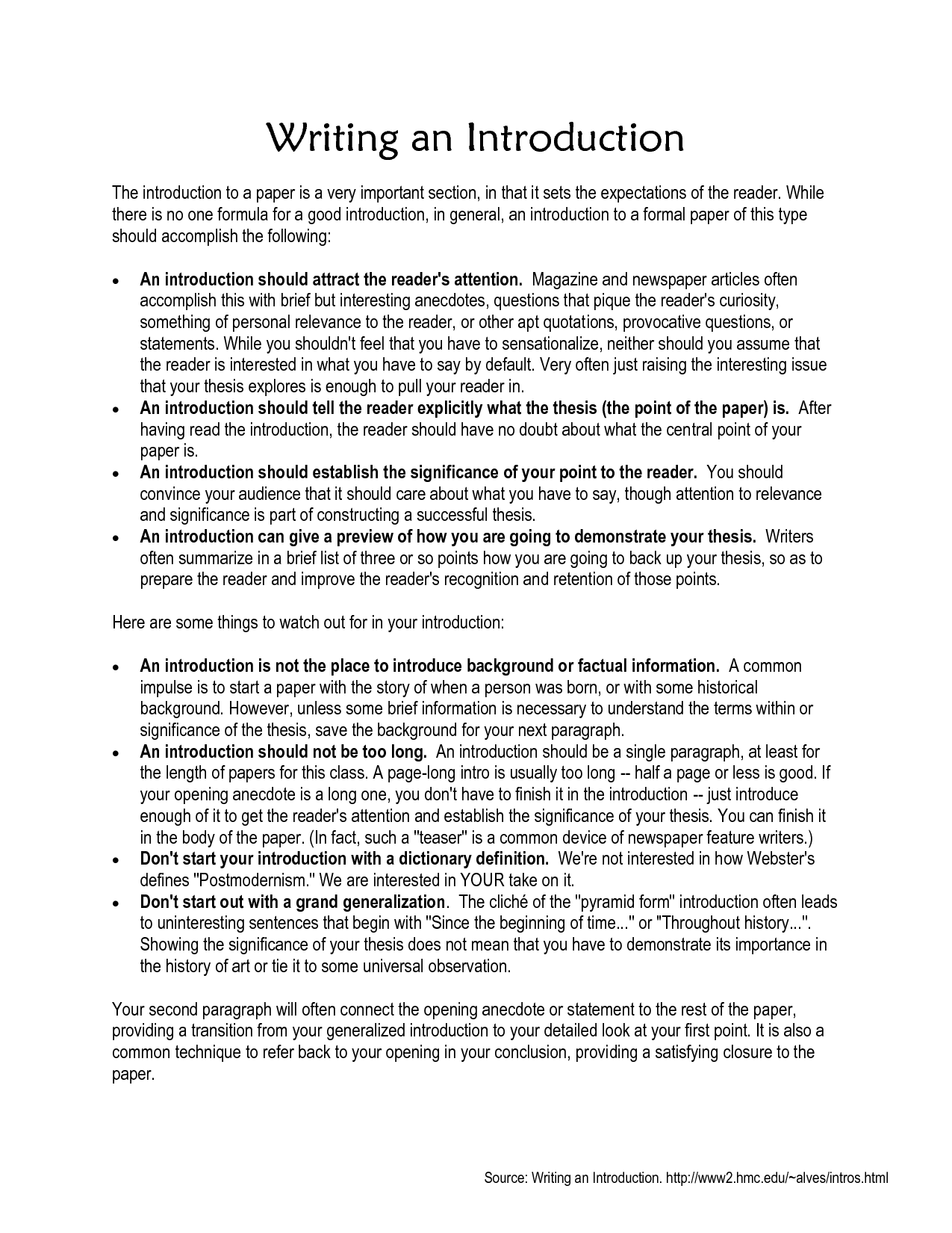 Major purchase essay