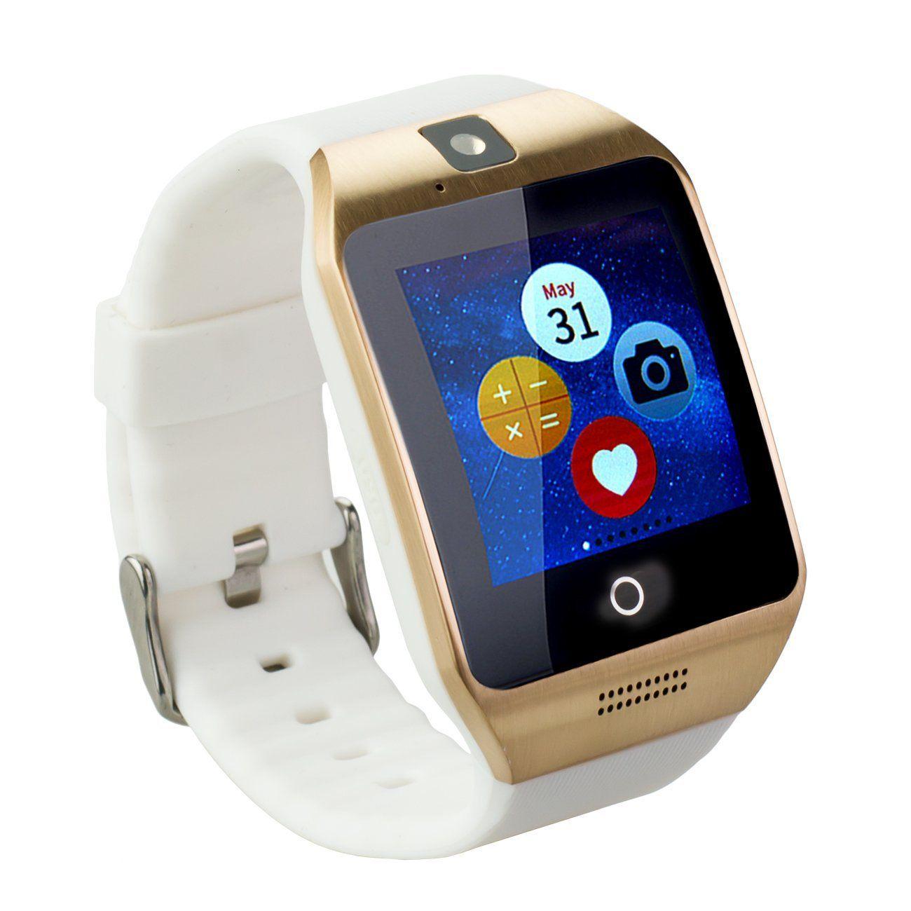 Tera Apro Bluetooth LCD Touch Intelligent Watch Wristband