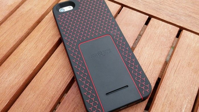 new styles 9decf 7f8d0 Backbone iPhone 5s Wireless Charging Case Review | Coolsmartphone ...