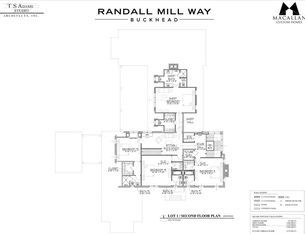 For Sale 3 250 000 Randall Mill Way Is An Exclusive Enclave Of 5 Exceptional 1 Acre Custom Home Sites Accessible From A With Images Custom Homes Buckhead How To Plan