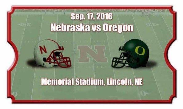 Oregon Vs Nebraska Live Stream More Http