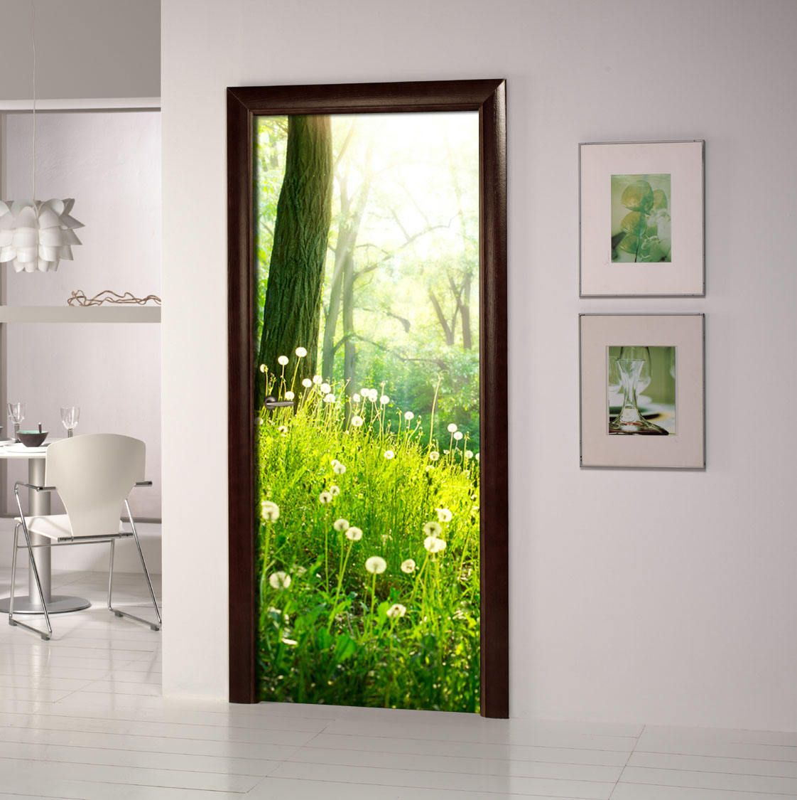 Door Wall Sticker, Door Mural, Door Wrap, Door Sticker, Peel And Stick