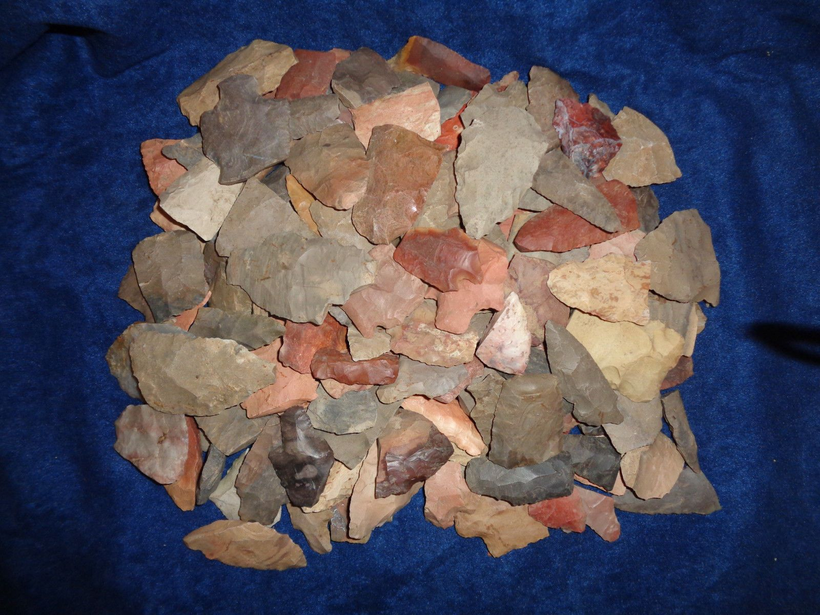 150 Points Spears and Knives Tenness Authentic Indian Arrowhead Artifact_ AWH https://t.co/HamwwZg1UX https://t.co/3om1LZiyCV