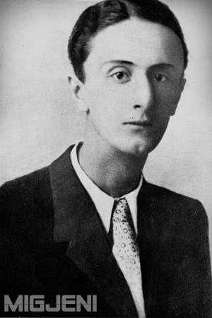 Millosh Gjergj Nikolla Migjeni poet