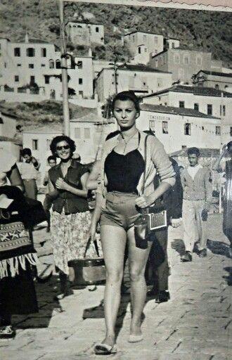 Hydra 1956 Sophia Loren