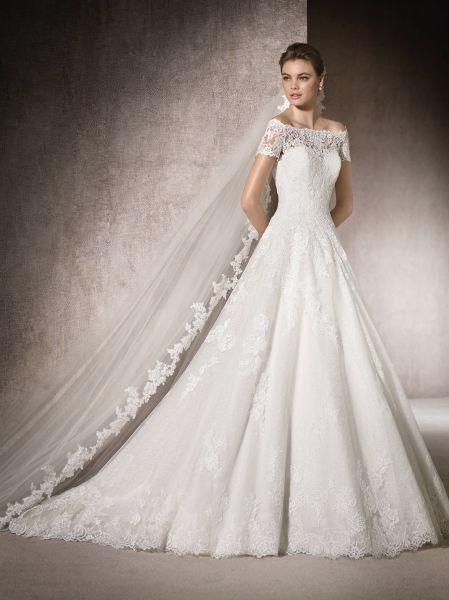 80 vestidos de novia St. Patrick 2017 que ¡te harán soñar! Image  49 ... d679d5db7ac
