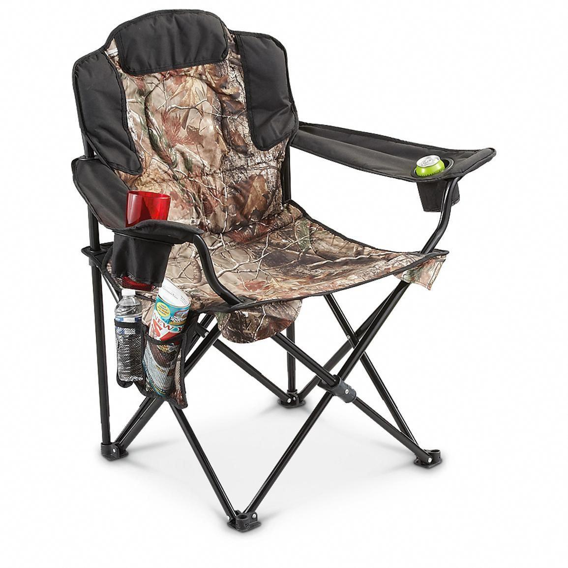 Guide Gear 500 Lb King Camp Chair Camo Kingchair Drafting